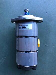 NEW Genuine JCB/Parker TRIPLE HYDRAULIC PUMP 20/907500 MINI DIGGER
