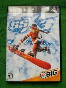 PS2 SSX3 Japan F/S