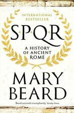SPQR by Mary Beard Paperback NEW Book