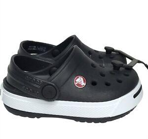 Crocs Baby boy's Crocband Clog II Slip On Water friendly, Lightweight & cute NEW