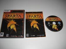 Ancient Wars - SPARTA Pc DVD Rom Original Version - Fast Dispatch