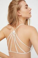 New Free People Intimate Seamless Bralette Strappy Back Bra Multicolors $20