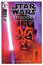 STAR WARS EPISODE I: THE PHANTOM MENACE #3(5/99)1st DARTH MAUL COVER(CGC IT)9.8!