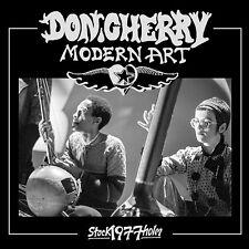 DON CHERRY Modern Art live in Stockholm 1977 LP jazz