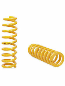 King Springs Front Lowered Coil Spring Pair FOR MAZDA RX 7 SA (KMFL-20)
