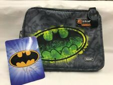 "Batman Theme 10"" Tablet Case- Lockable & Padded, Lock combination is changeable"