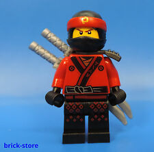 LEGO® The Ninjago Movie / 10739 / Figur Kai mit 2 Ninja Schwerter