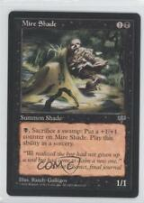 1996 Magic: The Gathering - Mirage Booster Pack Base #NoN Mire Shade Card 0a1
