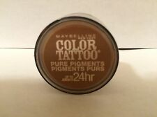 Maybelline Color Tattoo 24HR Eye Shadow #40 Improper Copper Makeup Cosmetics-NEW