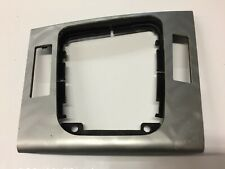 Bmw 3 series e46 compact BRUSHED ALUMINIUM gear shift trim RHD