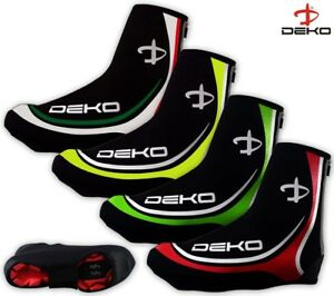 Deko Neoprene Cycling Overshoes Waterproof Shoe Cover Windproof
