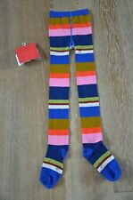 Oilily Girls Colorful Striped Tights Size 140/US 10 NWT