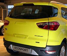 Ford EcoSport Design Blenden, Reserveradblende, Hecktürblende, Abdeckung