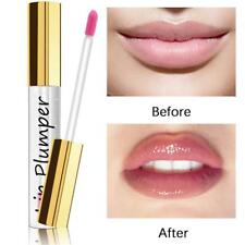 Lips Care Waterproof Temperature Change Color Clear Lip Plumper Full Lip Gloss