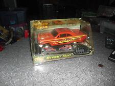 mighty mo's street rod motorized racer toymax