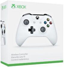 Offiziell Xbox Eins Kabelloser Controller - Weiß - Uk-Verkäufer