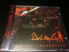 0345-6 DEVIL MAY CRY 1 Playstation 2 CD ORIGINAL Game Music SOUNDTRACK New Japan