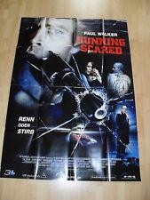 Filmplakat : RunningScared ( Paul Walker )