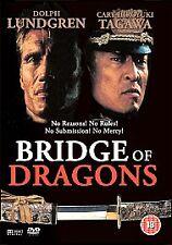 BRIDGE OF DRAGONS DVD  DOLPH LUNDGREN ORIG. OFFICIAL!