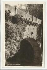 MEANO ANTICA CARTOLINA DEL PONTE DI PIETRA SPEDITA NEL 1948