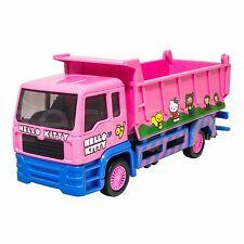 Sanrio Hello Kitty Die-Cast 6 inch Dump Truck Pink Genuine license product Model