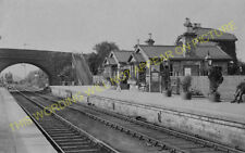 Lintz Green Railway Station Photo. High Westwood - Rowlands Gill. (7)