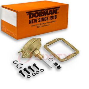 Dorman 4WD Actuator for 1994-2002 Dodge Ram 2500 Driveline Axles xs