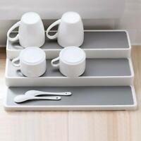 Shelf Jar Rack Holder Cupboard Organiser Storage Food Kitchen Tool Home 2020