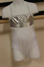 Girls new Never Worn Ballet Jazz Competition Dress Up Costume Child XS