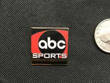 Abc Sports Lapel Pin - Collectible Sports MemorabiliaVintage