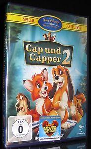 DVD WALT DISNEY - CAP UND CAPPER 2 - SPECIAL COLLECTION *** NEU ***