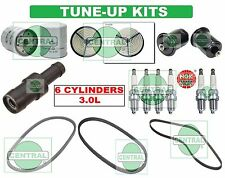 TUNE UP KITS 89-94 TOYOTA 4RUNNER PICKUP (V6 - 3.0L): SPARK PLUG BELTS & FILTERS