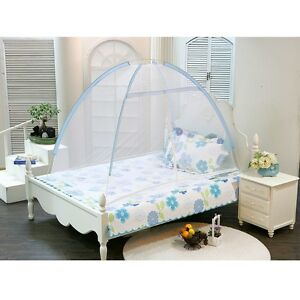 [Made In Korea] New Portable Foldable Bed Canopy Mosquito Net Tent S,M,L,XL size