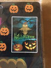 """Halloween Yard Flag Decoration 28"""" X 40"""". Nantucket Disturbing"""