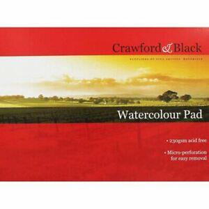 Watercolour Pad 18 Sheets 230gsm  g0