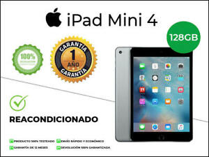 "Apple iPad Mini 4 7,9"" 128GB, Wi-Fi + 4G (Libre) Gris Espacial"