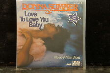 Donna SUMMER-Love to love you baby/need-a-Man Blues