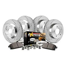 Power Stop K2004-36 Z36 Severe-Duty Truck And Tow 1-Click Brake Kit