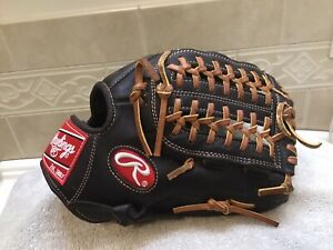 "Rawlings GRTD1150 11.5"" Youth Gold Glove Gamer Baseball Glove Right Hand Throw"