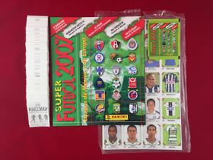 Panini Mexican League Liga Mexicana Superfutbol 2007 Mexico Set + Album + Packet