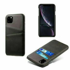Wallet Phone Case For iPhone 11 Ultra Slim Leather Cover With Card Slot Holder