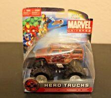 Marvel Hero Trucks Juggernaut Monster Truck Hummer Die Cast Maisto 2010