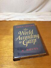 The World According to Garp John Irving 1st Ed 1st Print Ex Library
