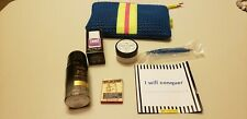 Ipsy Glam Bag (new) STRIPES THAT CONQUER