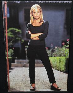 Sarah Michelle Gellar (Buffy the Vampire Slayer) Karte (1999)