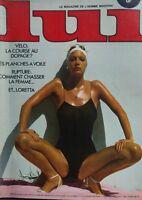 LUI le magazine de l'homme moderne n.162 1977