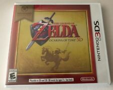 NINTENDO 3DS Zelda Ocarina Of Time 3D Nintendo Selects Brand New