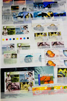 Worldwide Modern Mint NH Stamps New Issues Selection