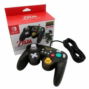 Hori Classic Controller for Nintendo Switch PC The Legend of Zelda Edition