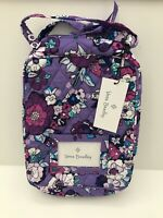 Vera Bradley Lunch Bunch Insulated Lunch Box Bag Tote Sack Enchanted Garden $39